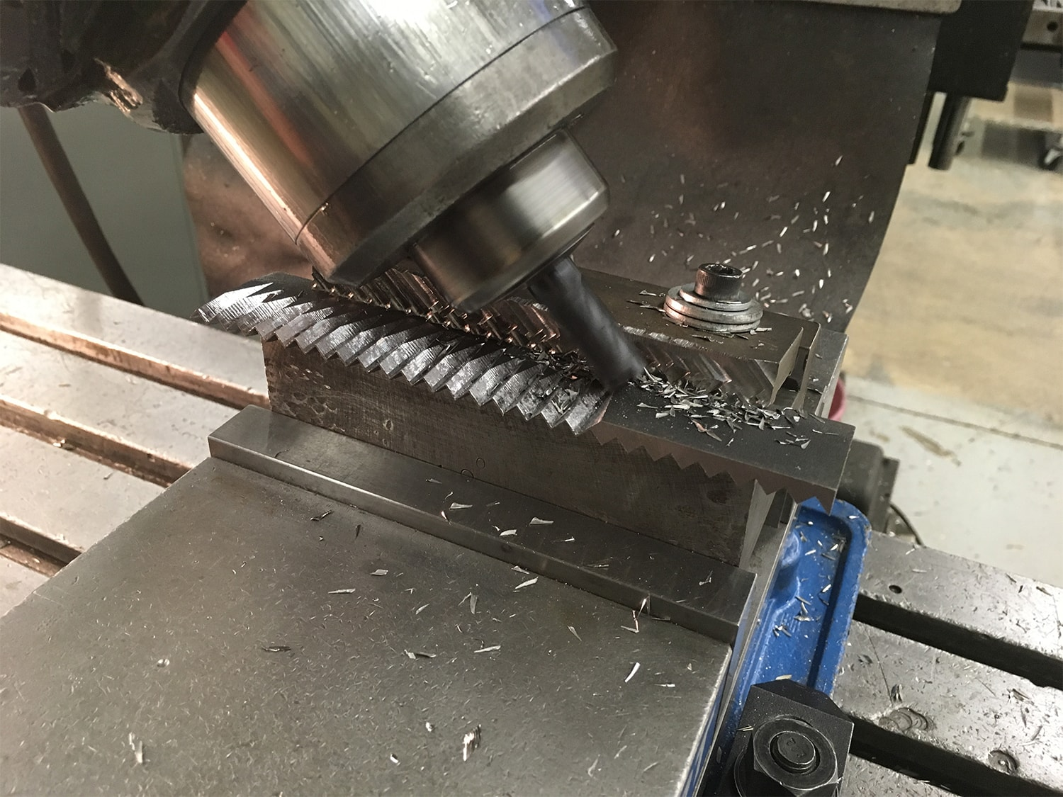 Machined Dies - Fremont Cutting Dies