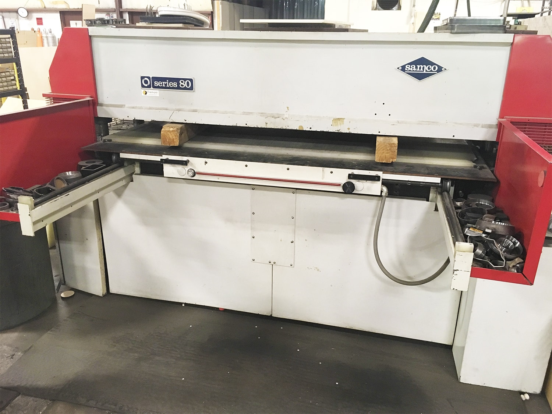 Sharp Edge Cutting Press